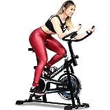Bicicleta Ergométrica Spinning PodiumFit S200 - Silenciosa