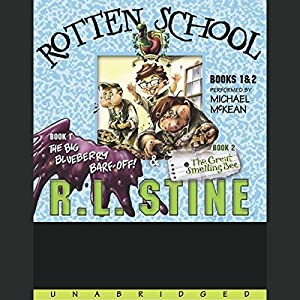 Rotten School 1 & 2 Audiobook