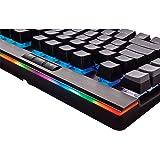 Teclado Mecânico Gamer Corsair K95 RGB PLATINUM - Switch Cherry MX Speed, ABNT2 - CH-9127014-BR