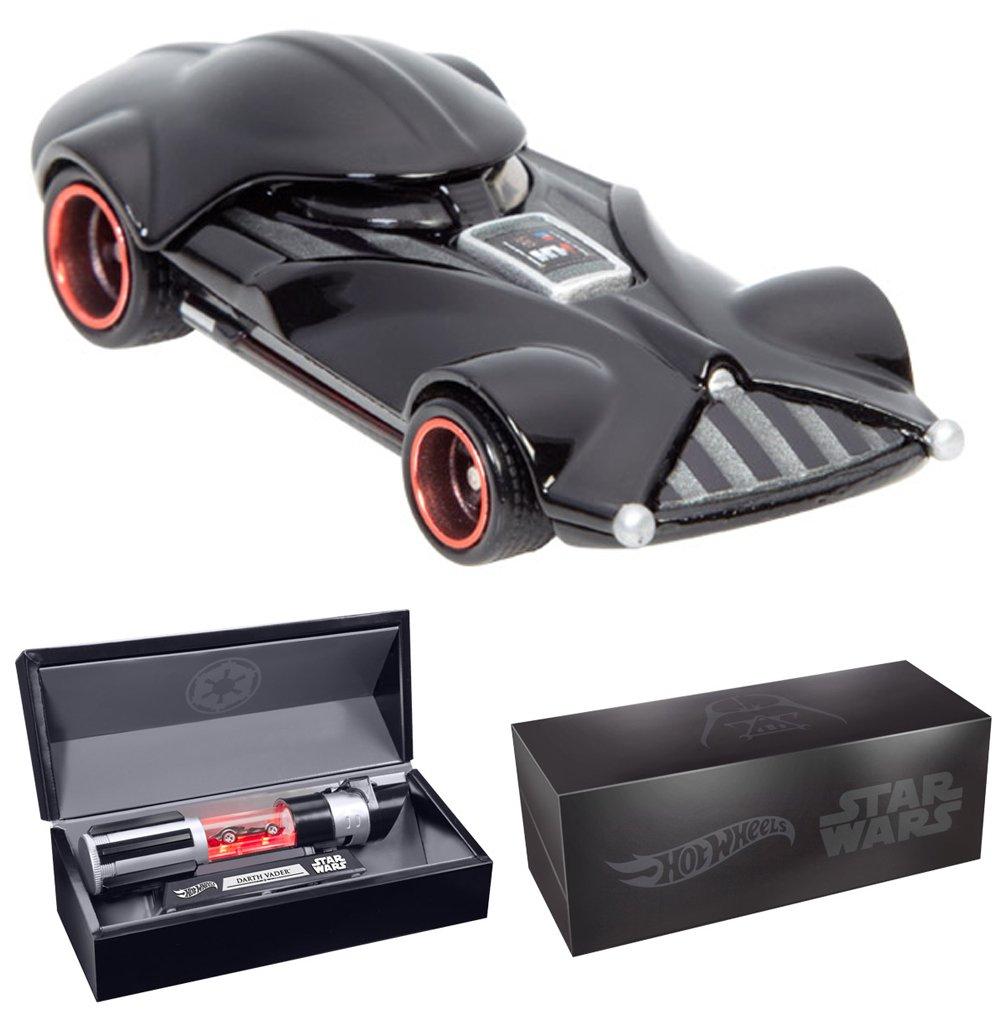 Mattel - Hot Wheels - Star Wars - Darth Vader Fahrzeug - San Diego Comic Con 2014 / Limitierte Eidtion