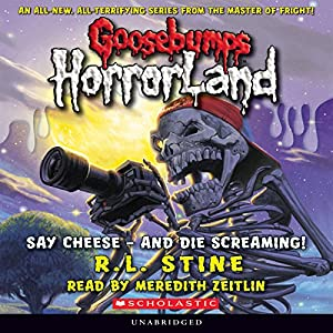 Goosebumps HorrorLand, Book 8 Audiobook