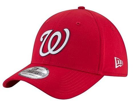f15ab30d1cb058 ... reduced new era washington nationals baseball hat cap mlb 2018 batting  practice wa s m 12b82 504a9
