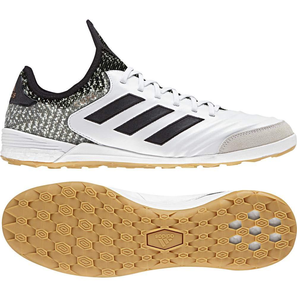 Adidas Herren Copa Tango 18.1 in Fußballschuhe, Weiß Schwarz