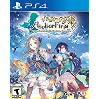 Atelier Firis: The Alchemist and the Mysterious Journey for PS4