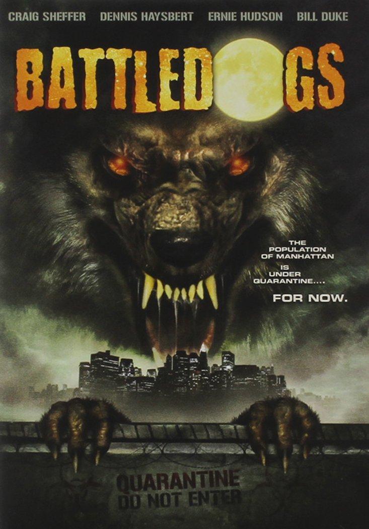 DVD : Battledogs (DVD)