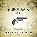 A Burglar's Fate: The Pinkerton Files, Volume 3 | David Luchuk