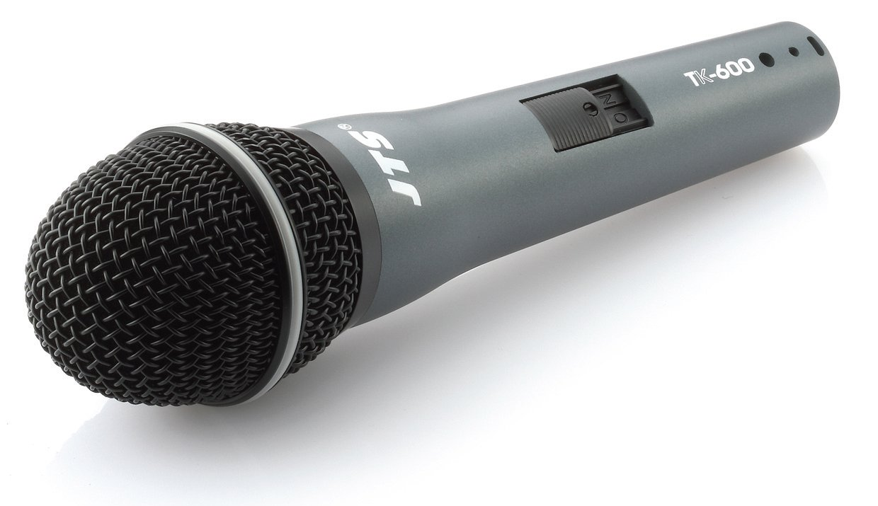 JTS TK-600 Cardioid Dynamic Microphone (TK-600) product image