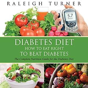 Diabetes Diet Audiobook