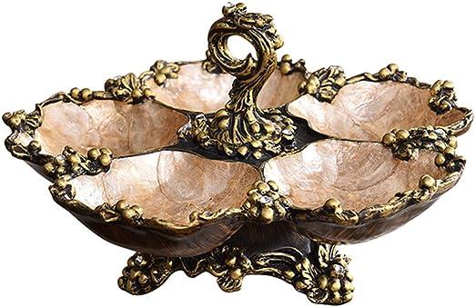 Amazon Com Dabenxiong Decorative Tray Centerpiece Bowl