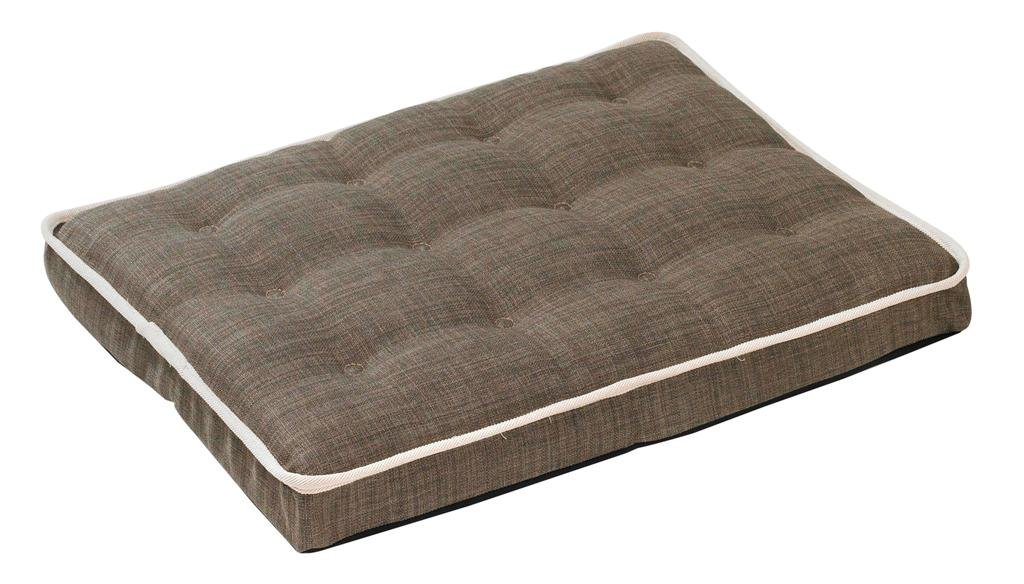 Driftwood Small Driftwood Small Bowsers Luxury Crate Mattress Dog Bed, Small, Driftwood