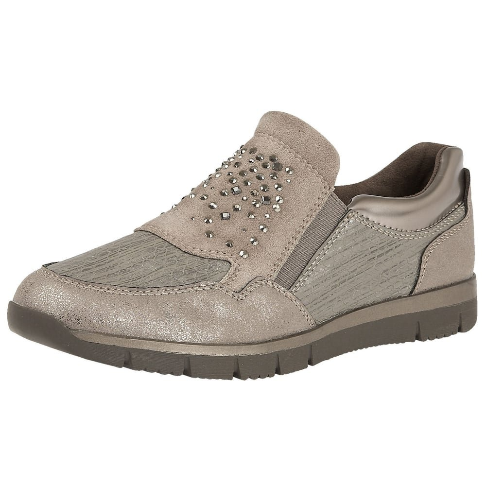 Lotus Azara Womens Casual Zapatos 42 EU|Grey