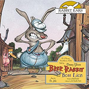 Brer Rabbit and Boss Lion Audiobook