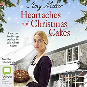 Heartaches and Christmas Cakes Audiobook