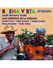 More Havana Stars / Mas Leyendas De La Habana