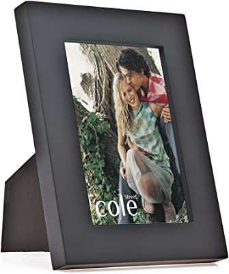 Philip Whitney Black Wooden 3.5x5 Inch Picture Frame
