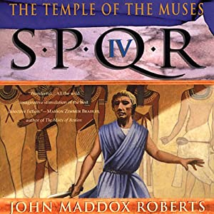 SPQR IV: The Temple of the Muses Audiobook