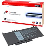 DR. BATTERY 6MT4T Battery Replacement Compatible with Dell Latitude E5270 E5470 E5550 E5570 Series 07V69Y 7V69Y R0TMP ROTMP [