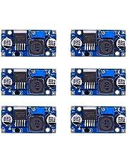 6 Pack LM2596 DC a DC convertidor Buck 3.0-40V a 1.5-35V Fuente de Alimentación Módulo Convertidor