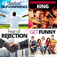 Extreme Confidence Hypnosis Bundle: Discover the Self-Belief to Do ANYTHING, with Hypnosis Speech by  Hypnosis Live Narrated by  Hypnosis Live