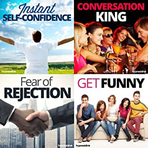 Extreme Confidence Hypnosis Bundle Speech