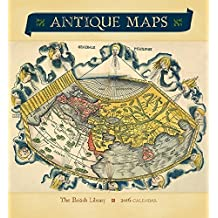 Antique Maps 2016 Calendar (2015-07-15)