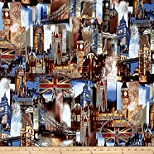 City of London Fog Fabric By The Yard