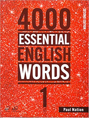 4000 Essential English Words Book 1 - 2nd Edition