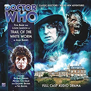 Doctor Who - Trail of the White Worm Radio/TV Program
