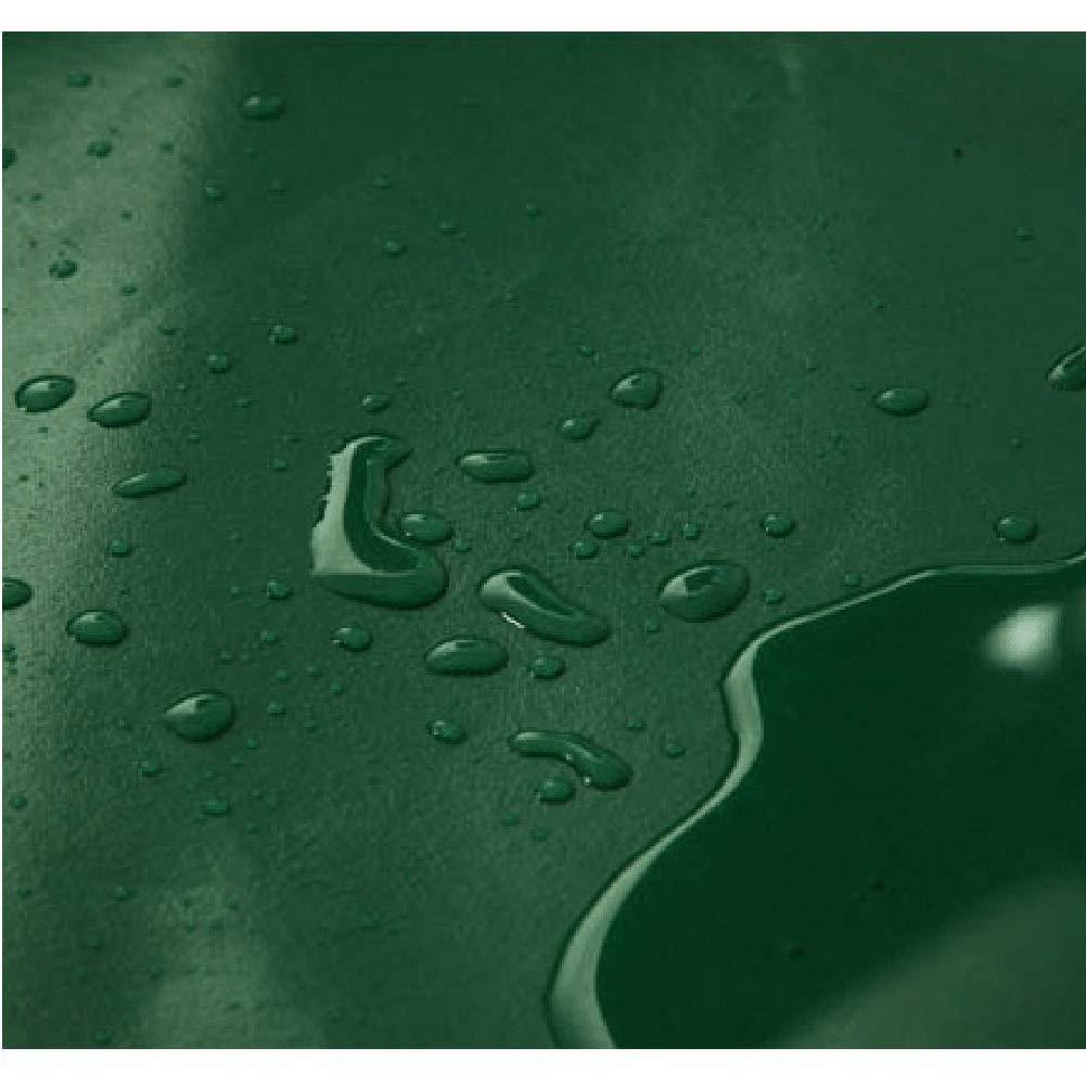 Gewebeplane draussen Sonnencreme Isolierung Regenfest Multifunktional Eine Plane, Grün Eine Multifunktional Vielzahl von Größen (größe : 7  5cm) f00311