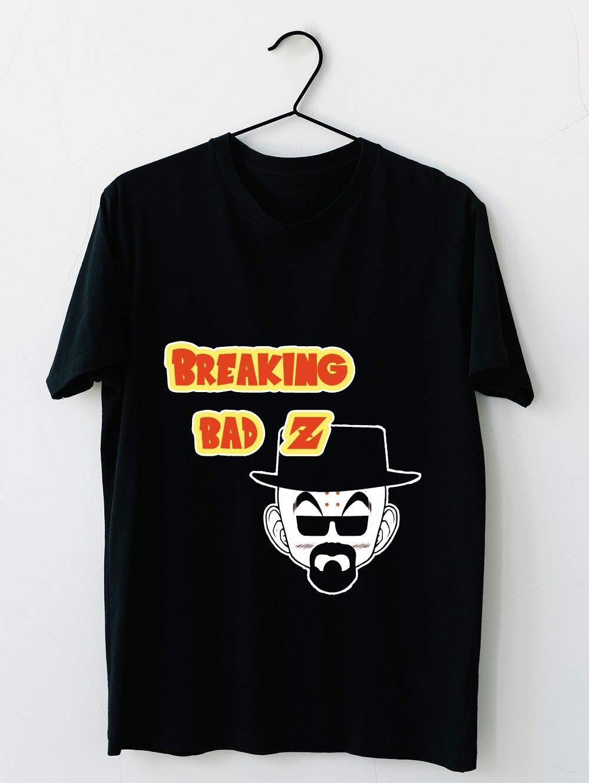 Crossover Breaking Bad Dragonball Krillin 91 T Shirt For Unisex