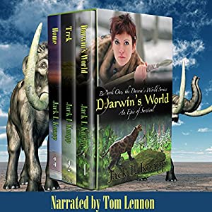 Boxed Set, The Darwin's World Series: Includes Darwin's World, The Trek, and Home Audiobook