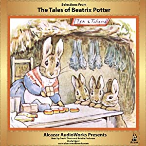 Selections from The Tales of Beatrix Potter Audiobook