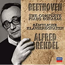 Complete Piano Sonatas by Alfred Brendel