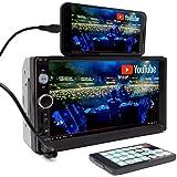 Central Multimídia Universal Dvd 2 Din Mp5 Bluetooth Usb Som Automotivo Rádio