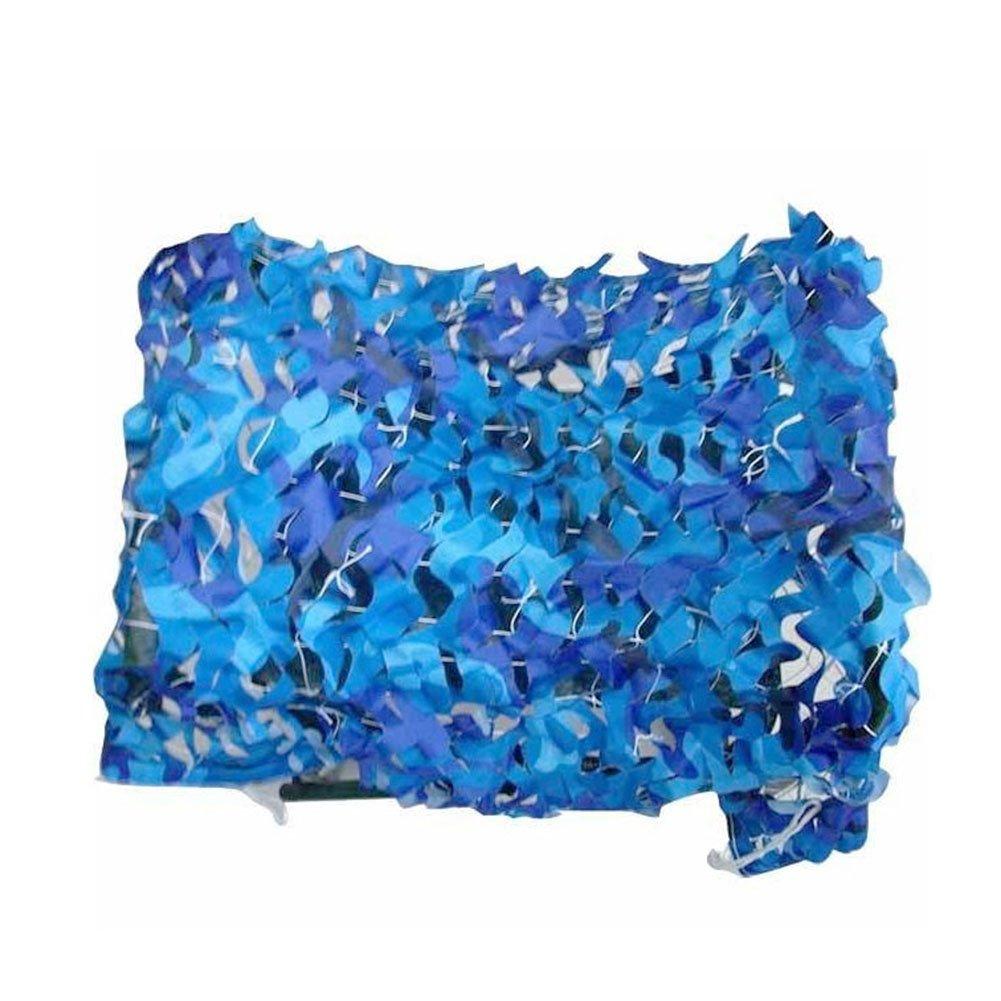 YMXLJF Beschattungsnetze, Beschattungsnetze atmungsaktive Außen dekorative Marine Tarnnetz schutzisoliert Blockieren Sie 70% der UV-Strahlen B07P966Z1Y Zeltplanen Qualitätskönigin