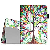 Fintie Apple iPad Air Folio Case - Slim Fit PU Leather Smart Cover with Auto Sleep / Wake ...