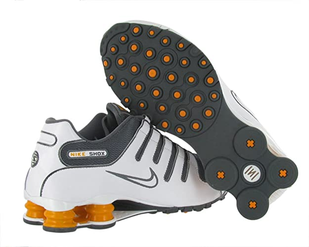 competitive price cc12e 2bd7c ... wholesale amazon nike shox nz mens running shoes 378341 138 running  e1994 91781