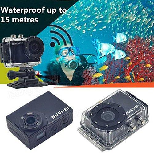 Bazaar Ishare s601w 1080-Punkt-Sport hd wasserdichte Kamera wifi tauchende Kamera Kamera Kamera 1f496f