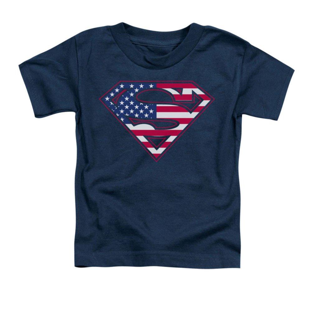 U S Flag Shield Little Tod Tee 3096 Shirts