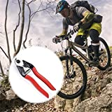 Scissors Bicycle Repair Tool Mountain Bike Inner Outer Brake Gear Shifter Wire Cable Spoke housing Cutter Cutting clamp plier Speed line Pipeline core Pliers Scissors Break