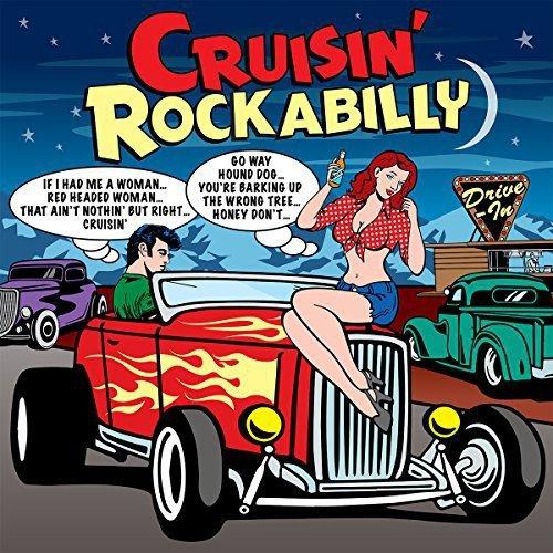 CD : Various - Cruisin Rockabilly / Various (United Kingdom - Import, 3PC)