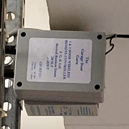 GARAGE DOOR REMOTE CONTROL KIT: Amazon.co.uk: Electronics on