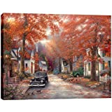 """Cortesi Home A Moment on Memory Lane by Chuck Pinson, Giclee Canvas Wall Art, 26"""" x 34"""""""