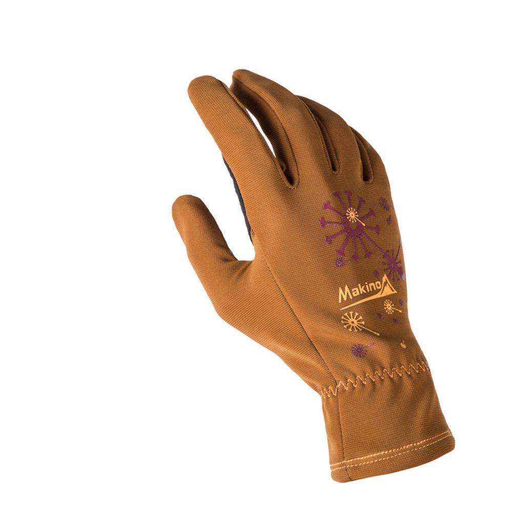 Hhsgcggy Outdoor Reiten Handschuhe/Handschuhe Lange eine Mode für Männer und Frauen/Rutschfeste atmungsaktive voll Finger Radhandschuhe