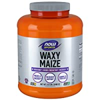 NOW Sports Nutrition, Waxy Maize Powder, 5.5-Pound