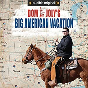 Dom Joly's Big American Vacation Other by Dom Joly