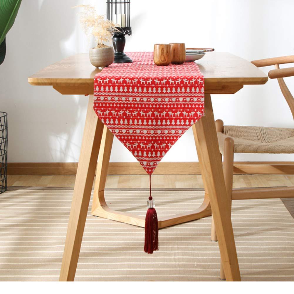 Tischfahne, schlanke minimalistische Tischfahne, Karierte Karierte Karierte Couchtisch, Couchtisch Bett Handtuch Weichen Stoff, eine Vielzahl von Größen zur Auswahl,B_33180cm 4e9f9a