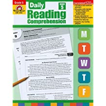 Daily Reading Comprenesion, Grade 5
