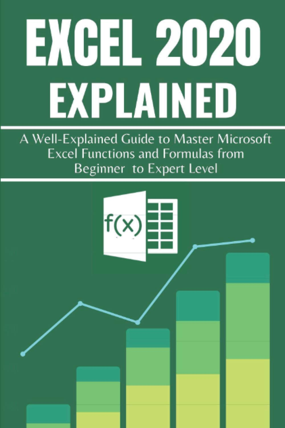 EXCEL 20 EXPLAINED A Well Explained Guide to Master Microsoft ...