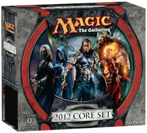 Wizard of the Coast 63396 - MTG 2012 Core Set Fat Pack EN